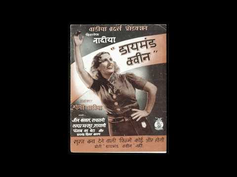 Fearless Nadia|First stunt Women of Bollywood-HunterLady|Biography Nadia