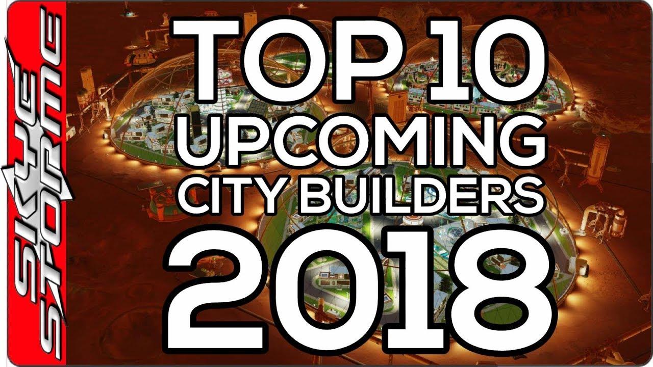 Top 10 City Building Games 2018 Build Ancient Cities