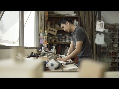 Meet Morgan Yeo, a second generation woodworker in Singapore