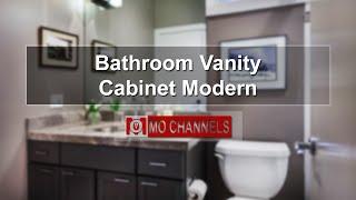Bathroom Vanity Cabinet Modern