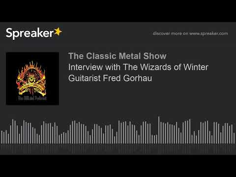 Interview with The Wizards of Winter Guitarist Fred Gorhau