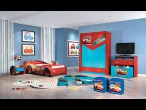 DIY Kids room decorating ideas for boys - YouTube