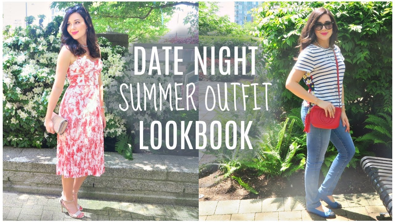 [VIDEO] - DATE NIGHT SUMMER FASHION OUTFIT LOOKBOOK 9