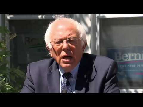 Bernie Sanders Press Conference Washington DC 6/14/16