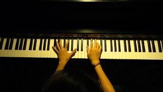 Ấn nút nhớ...thả giấc mơ [Sơn Tùng MTP] - Piano tutorial (Clip hướng dẫn trên đàn piano)
