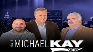 Michael Kay show w/Chris Russo-Mike Francesa back to WFAN,VS Michael Kay,Carlin text,lots more