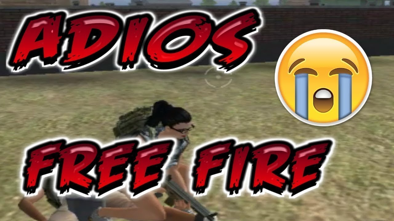 Adios Free Fire - Ussa & luiyi Call of Duty