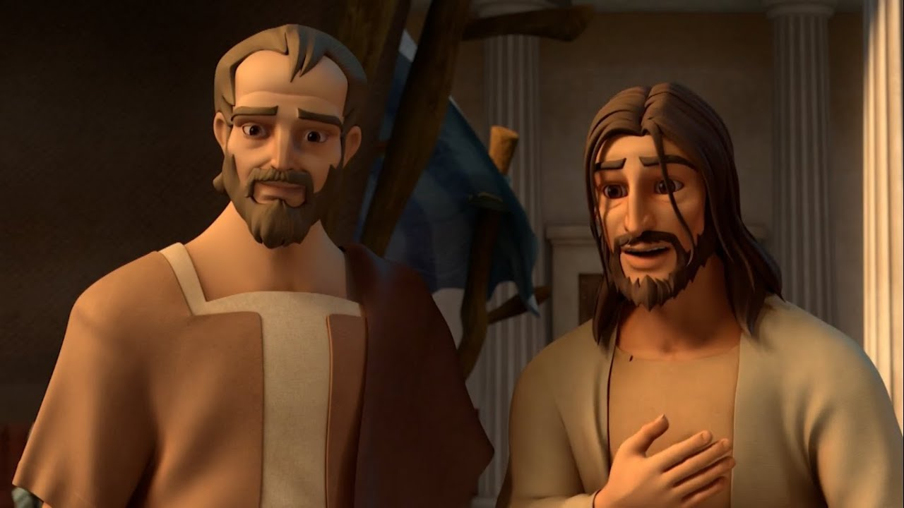 """Download Superbook """"Paul and Silas"""" - The Salvation Poem"""