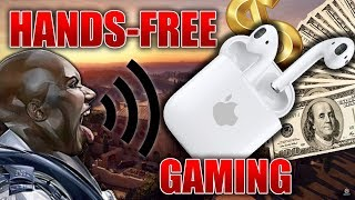 PLAYING RANKED R6 SIEGE WITH AIRPODS