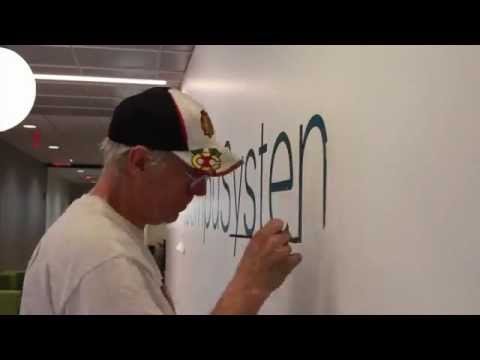 CompuSystems   A Sign Painting Project By Right Way Signs Of Chicago HD