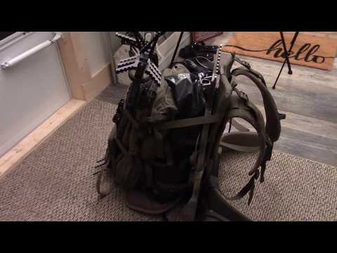 EXO MOUNTAIN PACK Best System For A Mobile Tree Stand Hunter