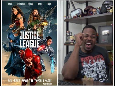 Justice League SPOILER TALK!!!