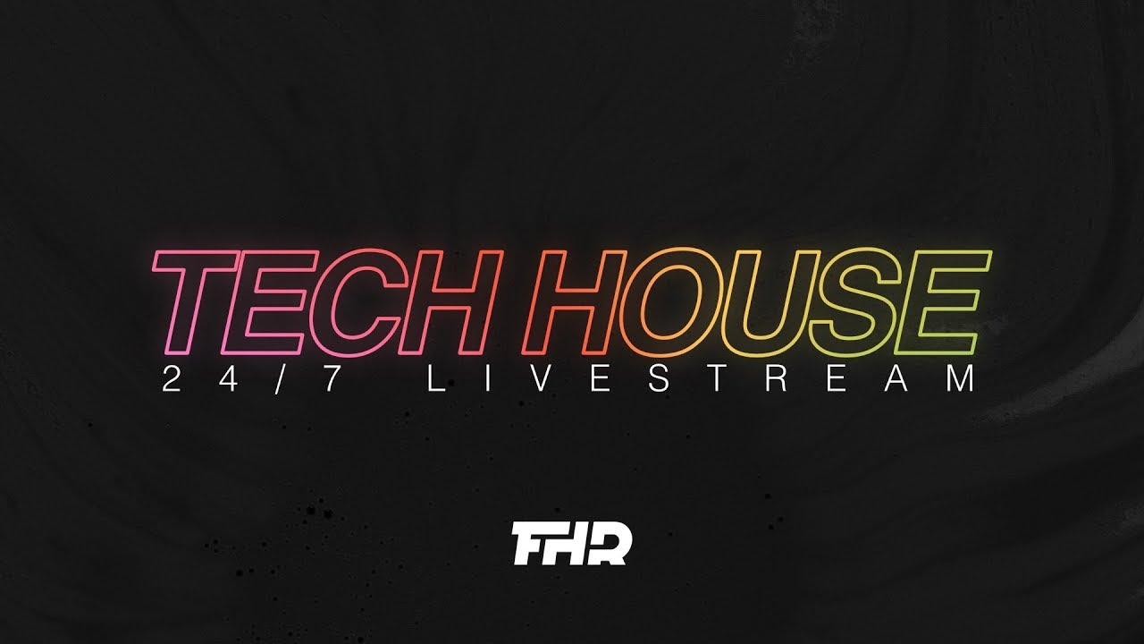 CBD Art: Tech House Radio | 24/7 Livestream- NO ADS