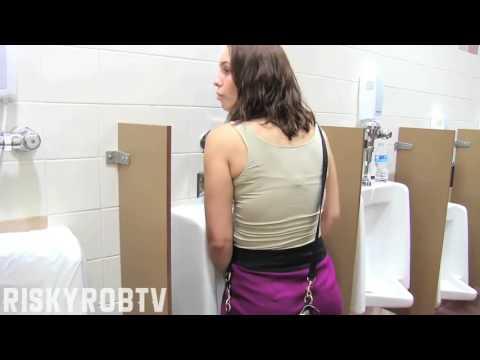 Видео мужской туалет подобного