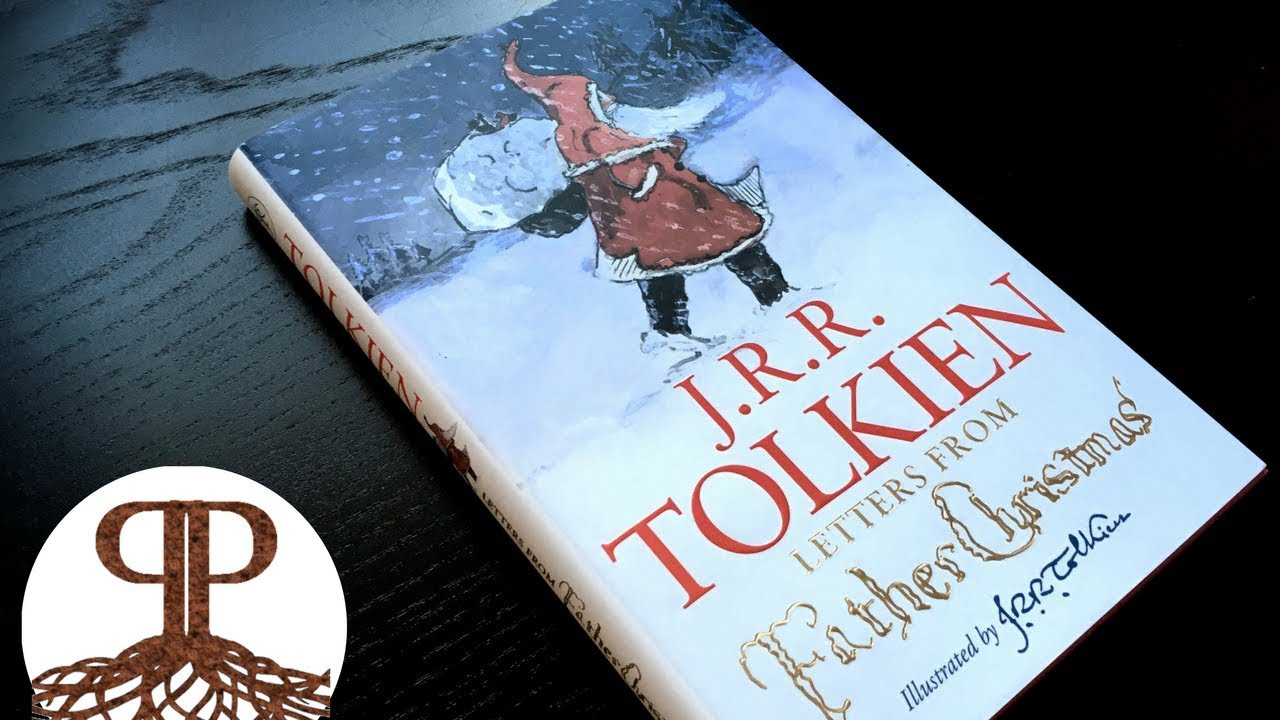 Letters from father christmas jrr tolkien collection youtube letters from father christmas jrr tolkien collection spiritdancerdesigns