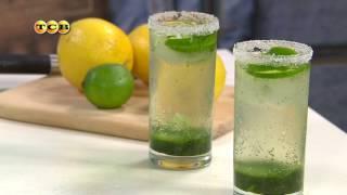 Как сделать мохито и лимонад в домашних условиях
