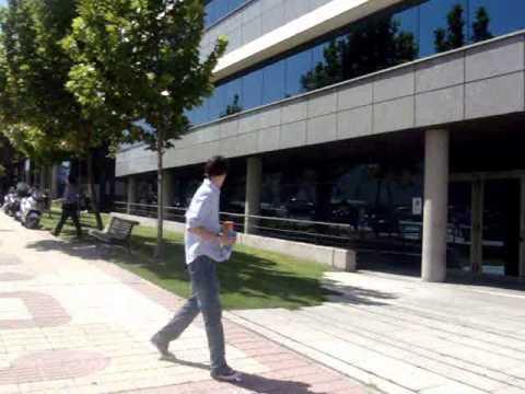 Madrid General Office Interns 2011