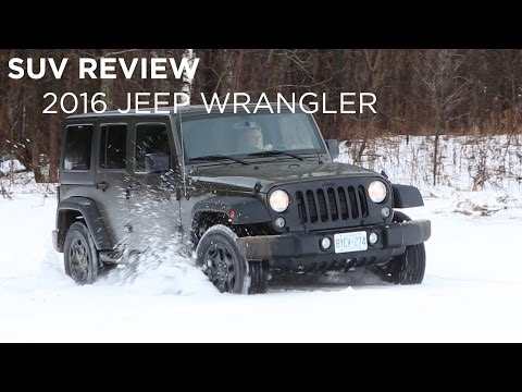 SUV Review | 2016 Jeep Wrangler | Driving.ca