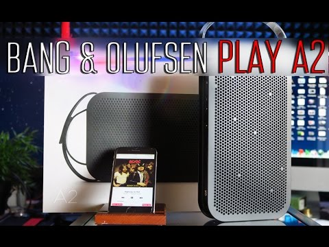 Bang & Olufsen BeoPlay A2 - Обзор