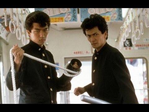 映画 「ビーバップ・ハイスクール 高校与太郎行進曲」なつかしいCM1987年