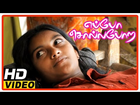 Eppo Solla Pora Tamil Movie | Scenes | Uma Sri Is Saved By Venkat Krishna