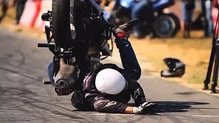 Stunt Crashes Compilation