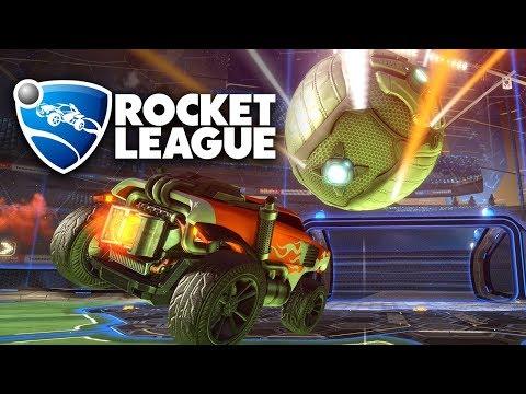 Rocket League ○: Осваиваем геймпад (defence)