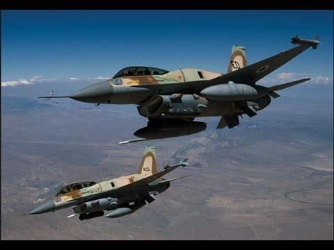 """צה""""ל - מטוס קרב F-15 ממצלמת GoPro"""