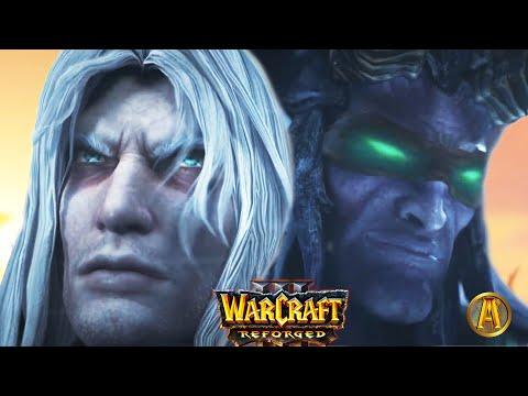 Arthas Vs Illidan 2020 Final Battle Cinematic Warcraft Iii