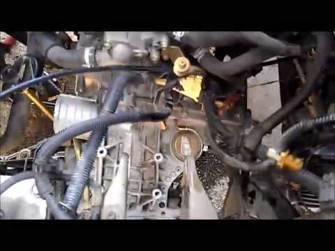 How To Remove An Automatic Transmission 00 06 Sentra