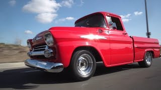 Hot Rod Week To Wicked - Sta-Bil Apache Fleetside - Full Episode