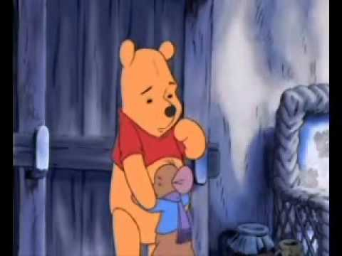 The Tigger's Movie Roo & Pooh