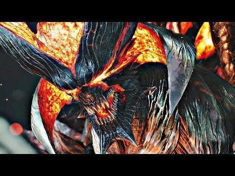 DEVIL MAY CRY 5 - Dante Absorbs Sparda Sword & Becomes Majin Demon