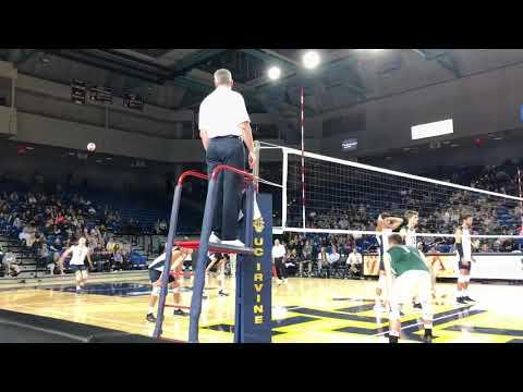 Hawai'i Vs. UC Irvine MVB (3/2/19) Highlights