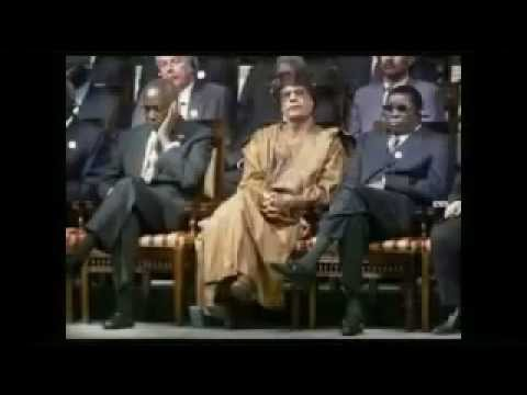 Muammar al Gaddafi Hero of Africa (Hiphop)