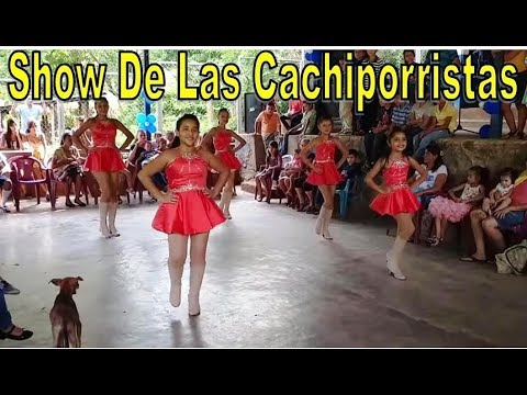 5 EL Gran Último Show Del Año De Las Cachiporristas - El Dia Cultural Parte 5
