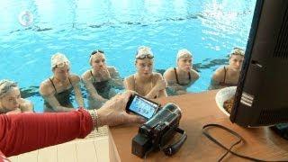 ВЗГЛЯД ИЗНУТРИ - Cинхронное плавание. Часть 4(Готова ли к Олимпиаде сборная России по синхронному плаванию? Подробности одной из последних тренировок..., 2012-07-27T00:37:26.000Z)
