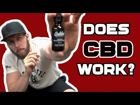What are the benefits of CBD?   Does CBD work?   CBD Product Review & Thoughts