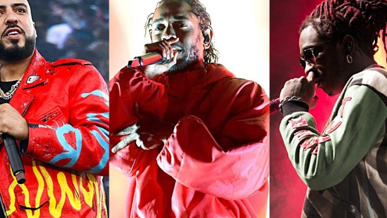 Young Thug Trades Insults With French Montana Over Kendrick ...