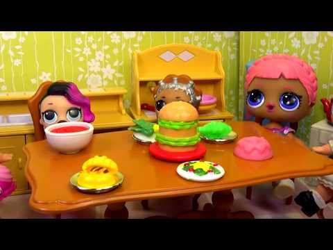 Куклы ЛОЛ LOL Surprise ГОСТИ #Игрушки мультик для детей Вероничка Лалалупси