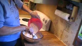Buttery Refrigerator Yeast Rolls.avi