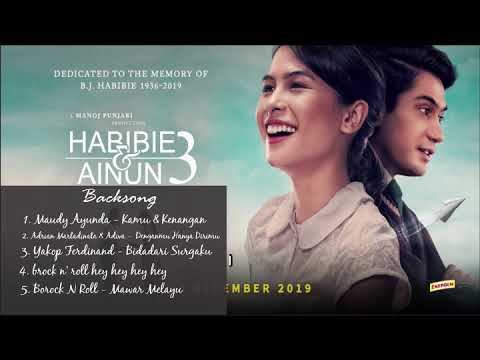 Kumpulan OST Habibie Ainun 3