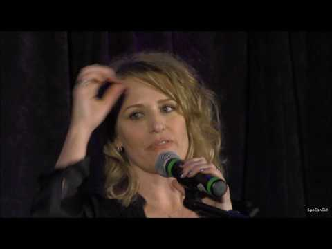 OrlCon Samantha Smith 13 minutes of her Panel 2018 Supernatural