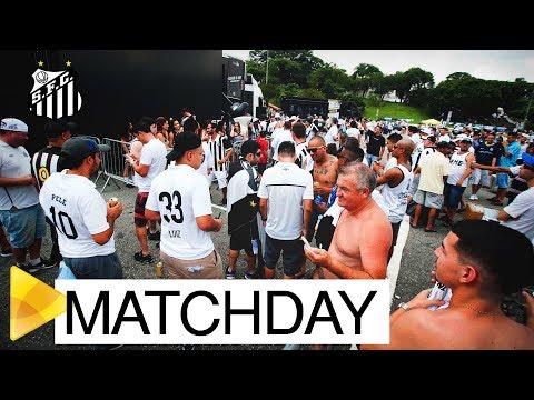Match Day no Pacaembu é sucesso de público
