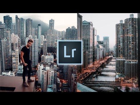 How to Edit Like Sam Kolder ORANGE & TEAL Lut in Lightroom