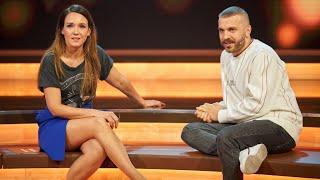 Edin Hasanovic im Talk mit Carolin Kebekus