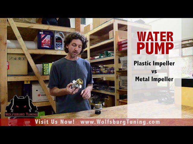 Water Pump Replacement - All you need to know! German Auto Parts Specialist