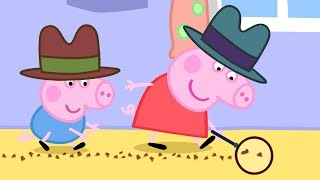 Peppa Pig Français | 3 Épisodes | Mystères | Dessin Animé Pour Enfant