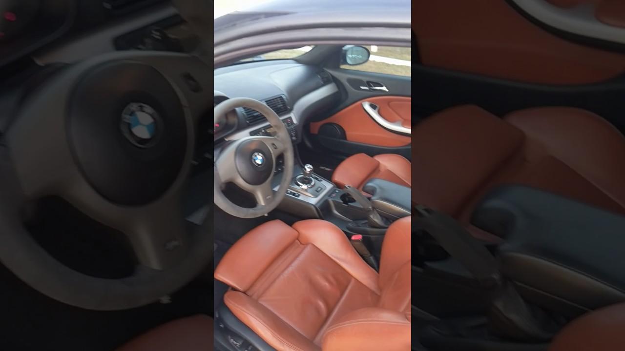 2006 BMW M3 ZCP - YouTube