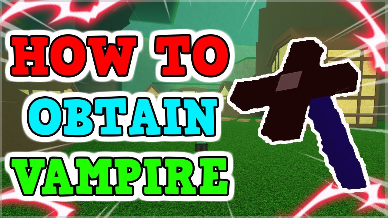 How To Become A Vampire In Rogue Lineage Rogue Lineage Youtube